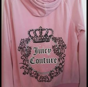 Juicy Couture zip up